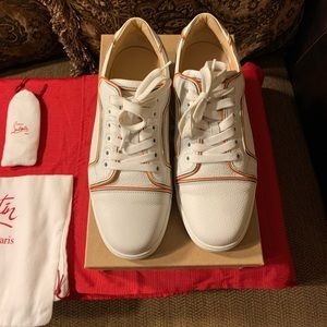 100% Auth Christian Louboutin Sneakers
